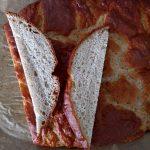 Lentil bread