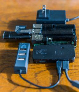 backupX comparing Raspberry Pi 4 to the Raspberry Pi Zero W